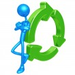 Recycle — Stock Photo #12280858
