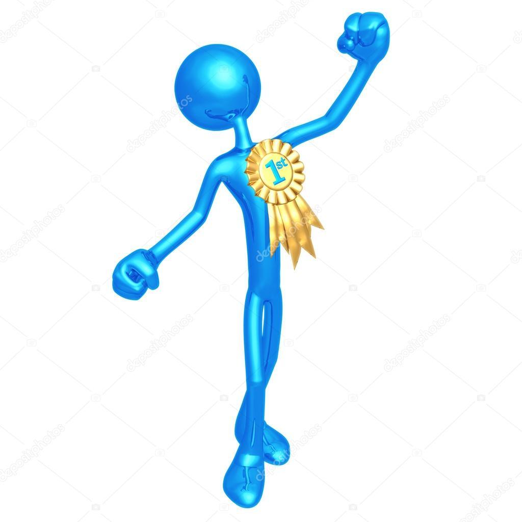 Golden Boy Blue Ribbon...