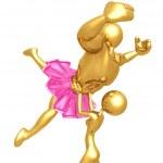 Strong Man Prima Ballerina — Stock Photo #12298612