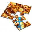 Gears Concept Puzzle — Stock Photo #12298893
