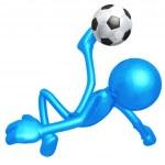 Soccer Football — Stock Photo #12299511