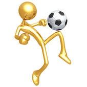 Voetbal voetbal — Stockfoto