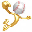 Baseball — Stock Photo #12300308