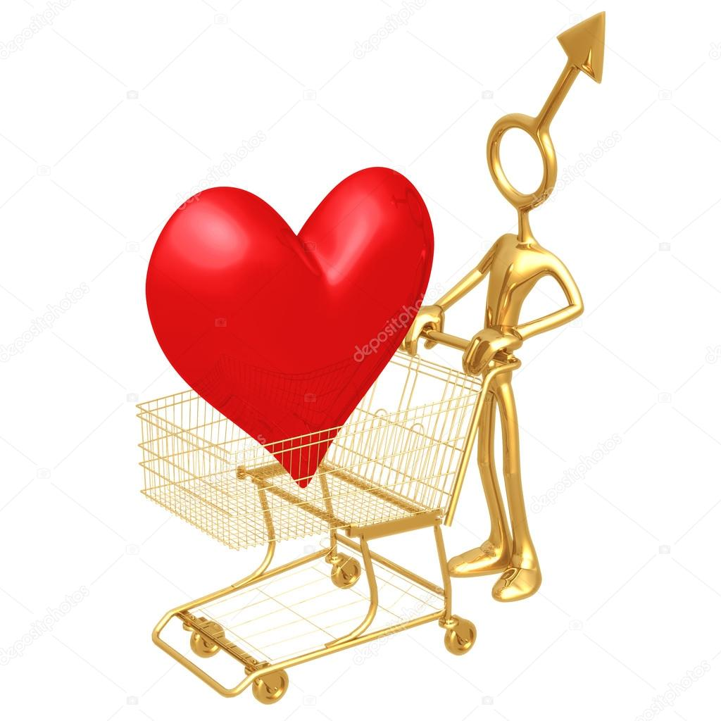 Valentines sex basket
