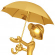 Foto Stock: Umbrella