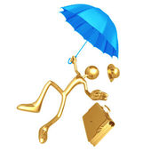 Umbrella — Stock Photo
