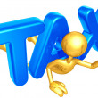 Tax Concept — Stock Photo