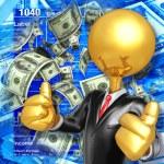 Taxes Concept — Stock Photo #12381468