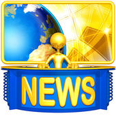 World News — Stock Photo
