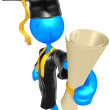 Graduation — Stock Photo