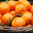 Mandarin oranges. — Stock Photo #31533373