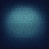 Blue wallpaper may used as background. — Stock Photo