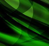 Green dark lines abstract background vector — Stock Vector
