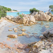 Royalty-Free Stock Photo: Capriccioli beach, Sardinia