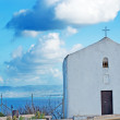 Balai small church — Stock Photo