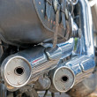 Foto Stock: Exhaust