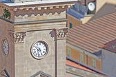 Clock tower — Stock Photo