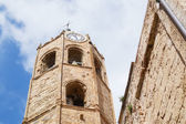 Bell tower in Alghero — Stock Photo