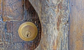 Old keyhole — Stock Photo