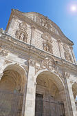 Duomo of Sassari — Stock Photo