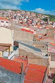 Sardinian roofs — 图库照片