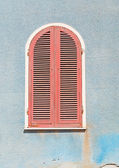 Sardinia window — Stock Photo