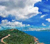 Sardinia coastline — Stock Photo