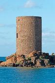 Tower in Castelsardo — Stock Photo