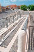 Dettaglio rampa — Foto Stock