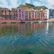 Stock Photo: Bosriverside, Sardinia