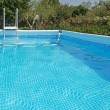 Pool on clear day — Stock Photo #31740669
