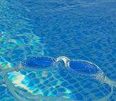 Pool goggle — Stock Photo