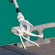 Mooring rope — Stock Photo #34146037