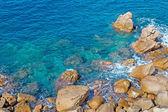 Rocks and sea — Stock Photo
