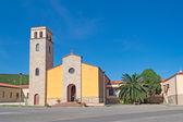 Santa Maria la Palma church — Stock Photo