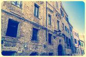 Alghero old town — Stock Photo
