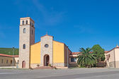 Santa Maria la Palma church — Stock Photo