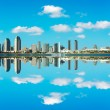 San Diego reflection — Stock Photo
