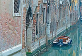 Antique canal — Stock Photo