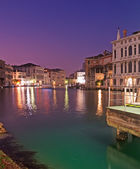 Grand Canal detail — Stock Photo