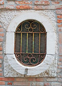 Old window in Venice — Stock Photo