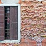 Window and bricks — Stock Photo #41295017