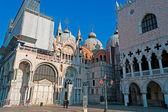 San Marco corner — Stock Photo