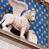 Venice lion — Stock Photo