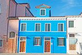 青いビル — ストック写真