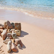 Costa Paradiso stones — Stock Photo