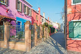 Picturesque backstreet — Stock Photo