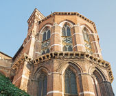 Santa Maria Gloriosa dei Frari — Stock Photo