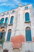 Venetian building — Foto Stock