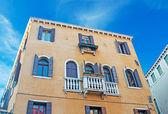 Venetian building — Stock Photo